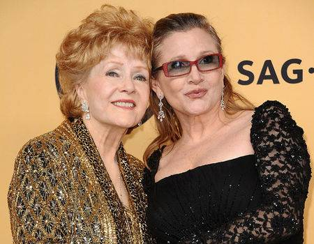 Debbie Reynolds Breaks Her Silence After Carrie Fisher's Death