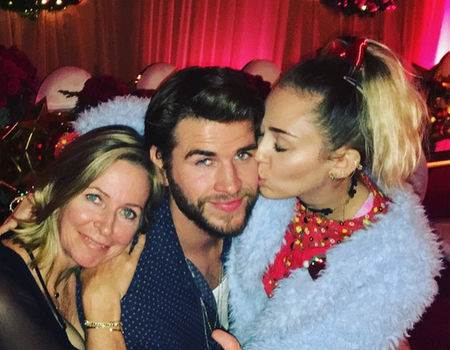 Miley Cyrus and Liam Hemsworth Are the Gift That Keeps on Giving