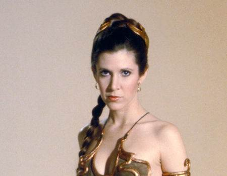 In Honor of Carrie Fisher's Star Wars Legacy, Watch Her Audition for