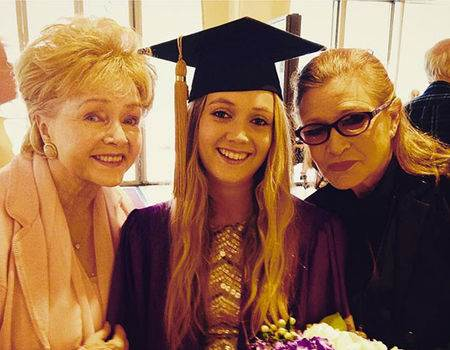 Billie Lourd's Stepfather Writes Emotional Tribute: ''The