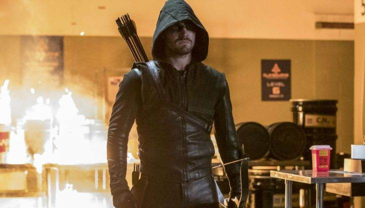 Did 'Arrow' make Billy's death all about Oliver?