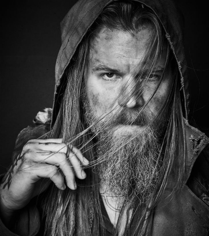 'Outsiders' Q&A: All Ryan Hurst needs to survive Shay Mountain is