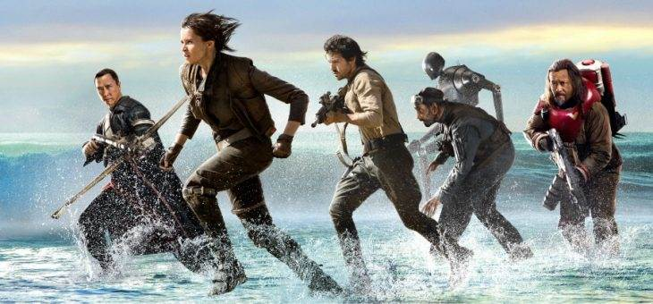 'Rogue One' Buzz: The Deleted Opening Crawl, the Influence of
