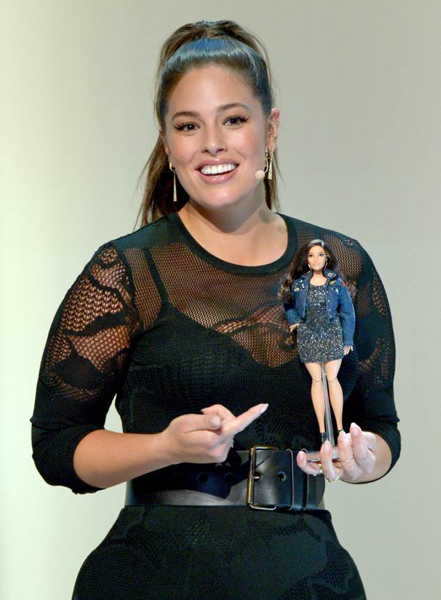 Ashley Graham, Barbie
