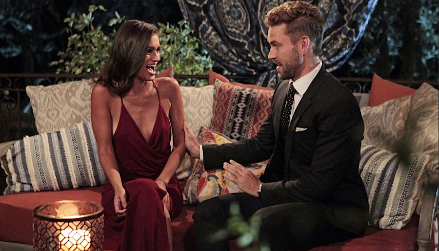 nick viall and taylor Translating The Bachelor: What Nick Viall says vs. what he really means
