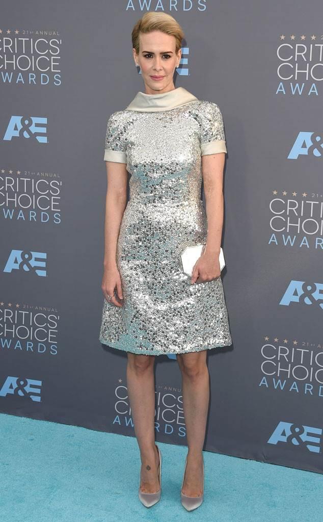 Sarah Paulson, Critics Choice Awards