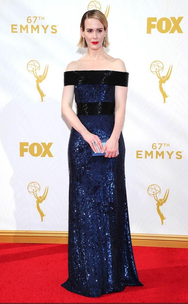 Sarah Paulson, Emmy Awards 2015