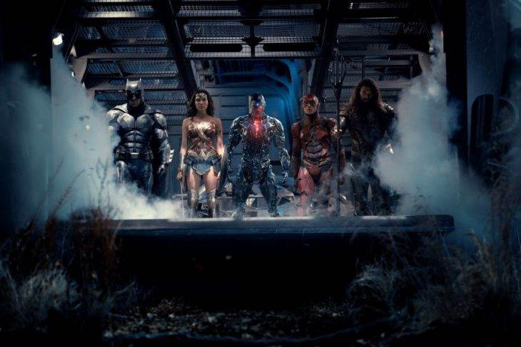 Superhero Buzz: 'Justice League' Offers a New Hope, 'The