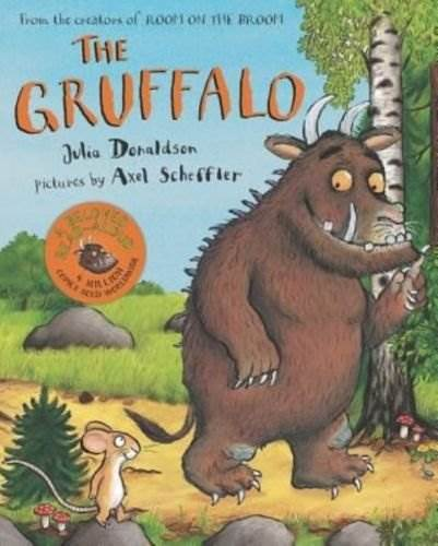 The Gruffalo Brand New