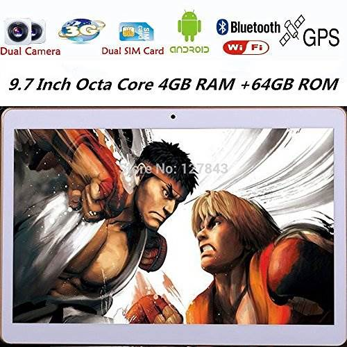 9.7 inch flat eight core 2560×1600 IPS Bluetooth 4GB of ram RO…