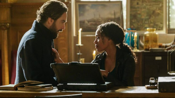 Abby-less 'Sleepy Hollow' has 3 things going for it