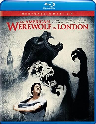 An American Werewolf in London – Restored Edition [Blu-ray]
