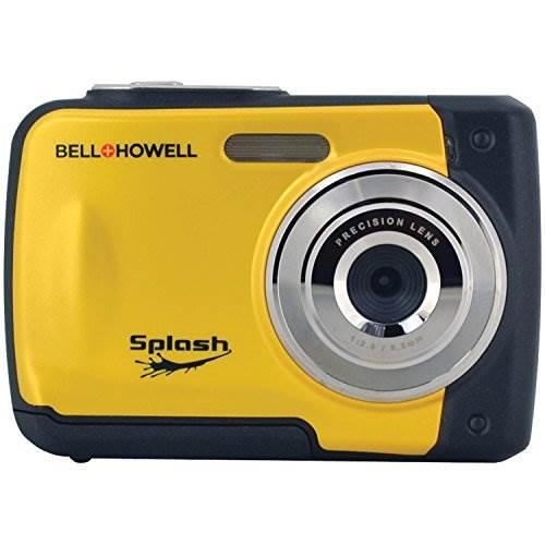 Bell+Howell Splash WP10-Y 12.0 Megapixel Waterproof Digital Ca…