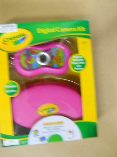 Crayola Digital Camera Kit
