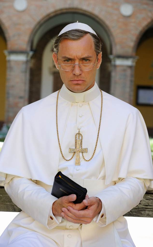 HBO's The Young Pope Is Finally Here–Is He the Coolest Pope in Town?
