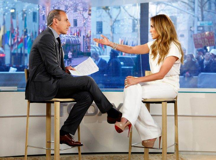 Inside Matt Lauer's Most Bombshell Celebrity Interviews Ever