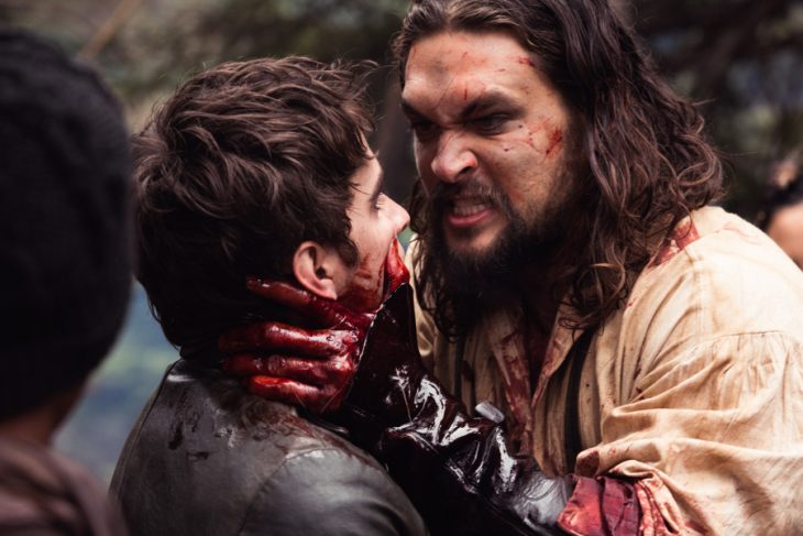 Jason Momoa makes Canadian history riveting in Netflix's 'Frontier'