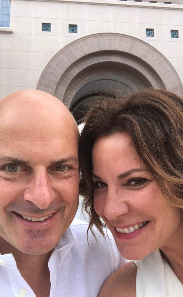 Luann de Lesseps Marries Tom D'Agostino: Inside Their New Year's Eve
