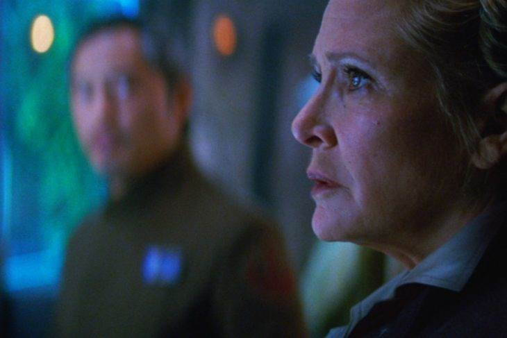 Movie News: Carrie Fisher 'Star Wars' Rumors Answered; Academy Award