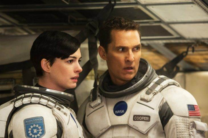 Movie News: Matthew McConaughey, Anne Hathaway to Reunite in