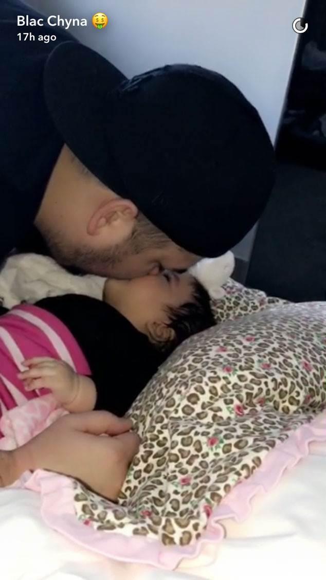 Rob Kardashian Is a Doting Dad to Dream Kardashian in Heartwarming New Videos