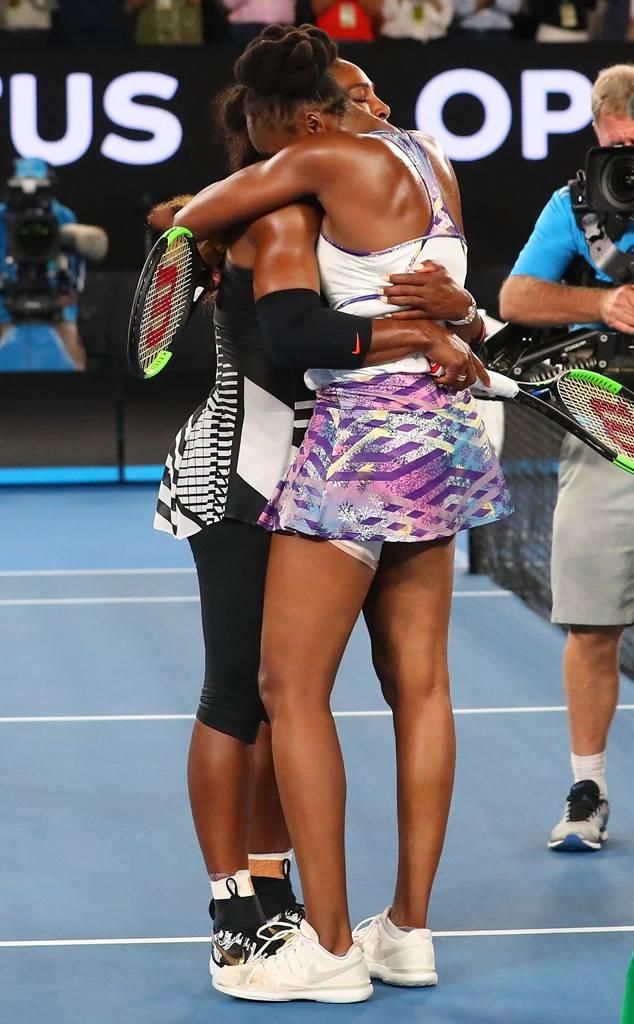 Serena Williams Beats Venus at Australian Open to Win Record 23rd Major, Calls