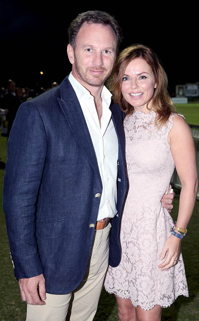 Spice Girls' Geri Halliwell Welcomes Her Second Child