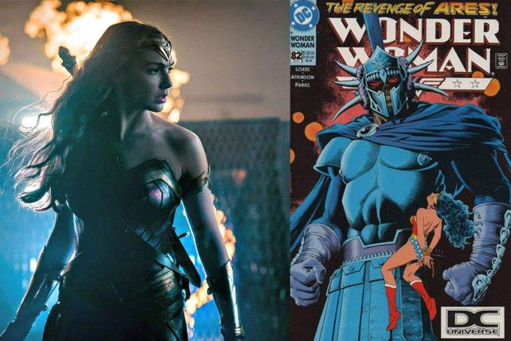 The 'Wonder Woman' Villain Has a Name, But Still No Face