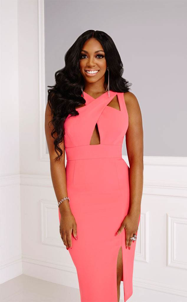 The Real Housewives of Atlanta's Porsha Williams Responds to Kenya