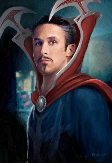Today in Movie Culture: Ryan Gosling as Doctor Strange, John Wick vs. Jason