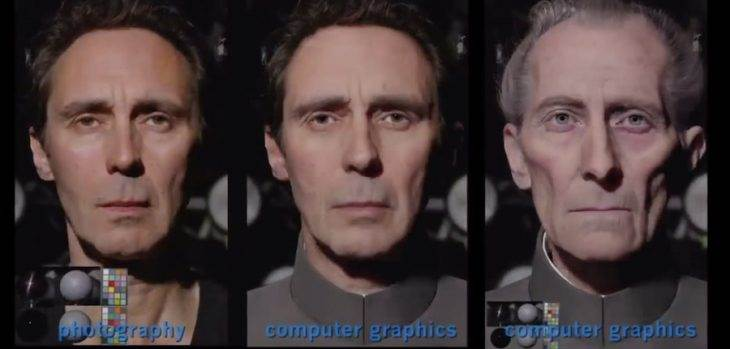 Watch How 'Rogue One' Resurrected Peter Cushing and What It Could