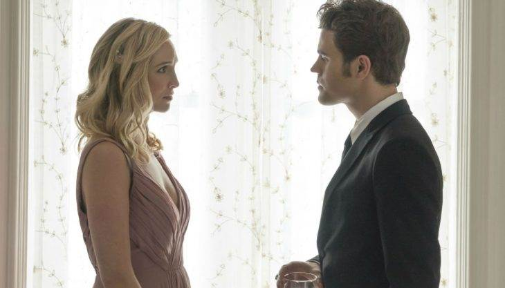 Will wedding bells ring in 'The Vampire Diaries' final season?