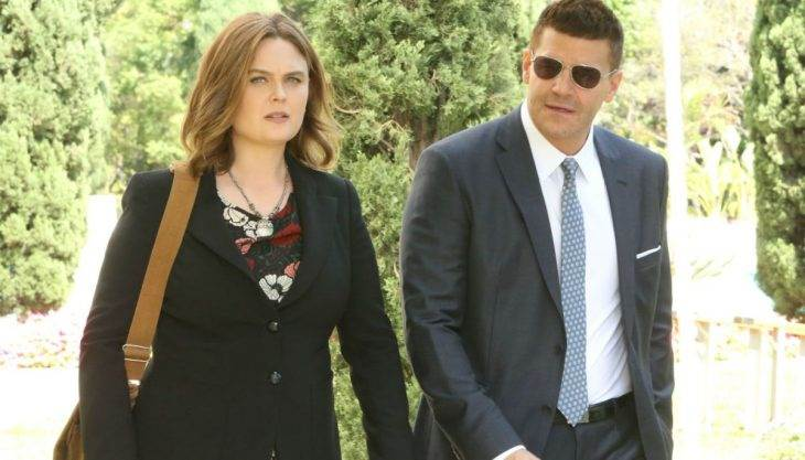 'Bones' seems to be coming down with a case of Baby Fever
