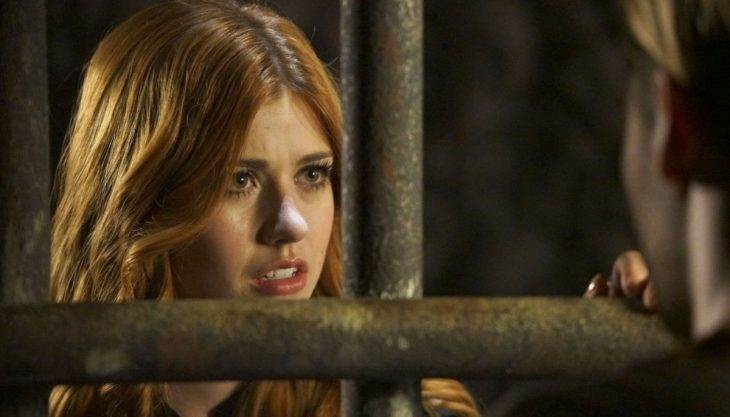 Jace & Clary's relationship is officially on hold in 'Shadowhunters'