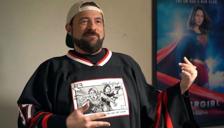'Riverdale,' 'Gotham' are on Kevin Smith's director to do list