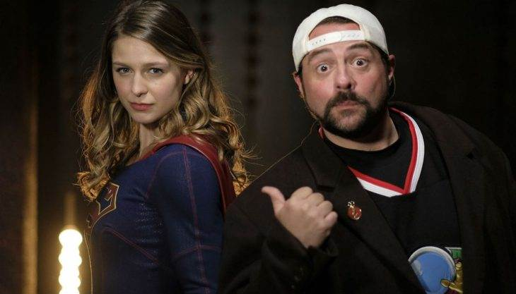 Kevin Smith returning to 'Supergirl' to direct another episode