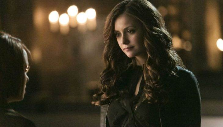 So what are the odds we'll see Katherine Pierce again before the end of