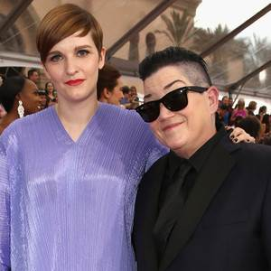 Orange Is the New Black's Lea DeLaria Splits From Girlfriend Chelsea