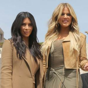 ''Shut the F–k Up!'' Khloe Kardashian Admits Kim