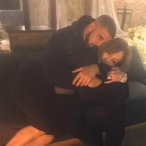 Drake Is ''Completely Falling'' for Jennifer Lopez:
