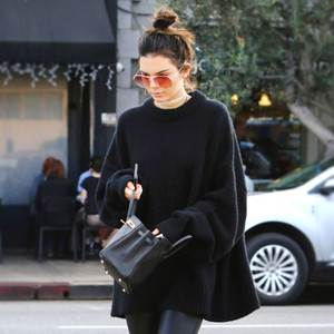 3 Celeb-Inspired Ways to Make the Oversized Sweater Work for You