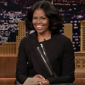 Michelle Obama Makes Her Final Appearance as First Lady on The Tonight Show