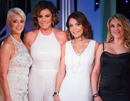 Here's What Bethenny Frankel and Other RHONY Stars Were Doing When Luann