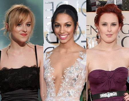 Miss Golden Globe Through the Years: Look Back at Award Season's