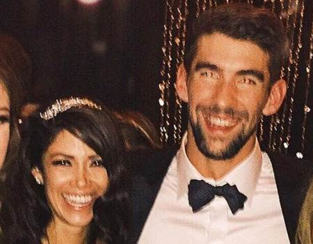 Michael Phelps and Nicole Johnson Celebrate Their Wedding With Another Bash on