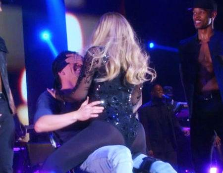 Mariah Carey Convinces Bryan Tanaka to Stay on Tour After They Share a