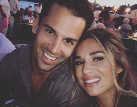 Jessie James and Eric Decker Look Just Like Newlyweds Celebrating Her