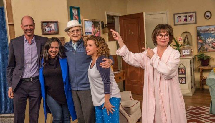 Norman Lear & Rita Moreno on bringing 'One Day At A Time' to a