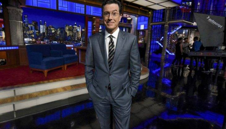 Here's how Stephen Colbert can win the 2017 Emmys