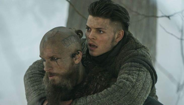 'Vikings': Floki prepares Ivar for war in exclusiveclip